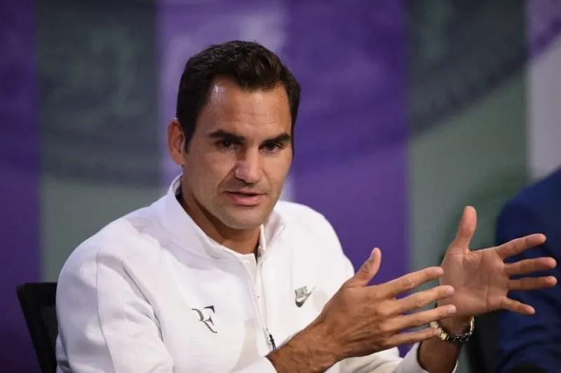 Federer e Djokovic defendem nova regra que evite desistências