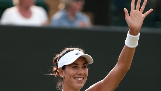 Muguruza, Kuznetsova e Rybarikova arrasam pela manhã rumo à segunda semana de Wimbledon