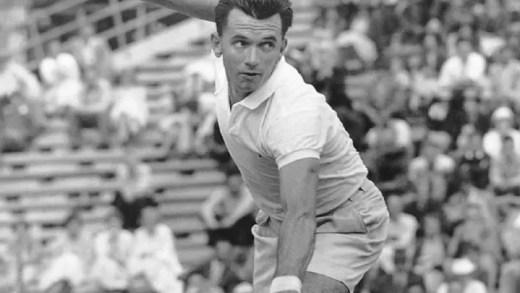 Faleceu um dos maiores campeões da história do ténis australiano