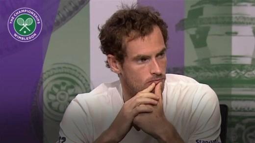 Andy Murray não descarta operação à anca direita