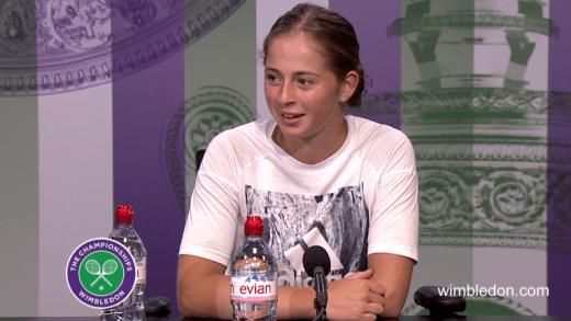Kerber e Ostapenko arrasam programação de Wimbledon: «Merecia mais do que o court 12», dispara a letã