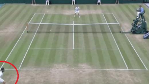 [Vídeo] Dominic Thiem protagoniza um dos pontos do ANO em pleno set point