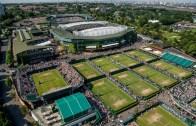 Wimbledon não cede e a final será à hora da final do Mundial de futebol pela 1.ª vez na história