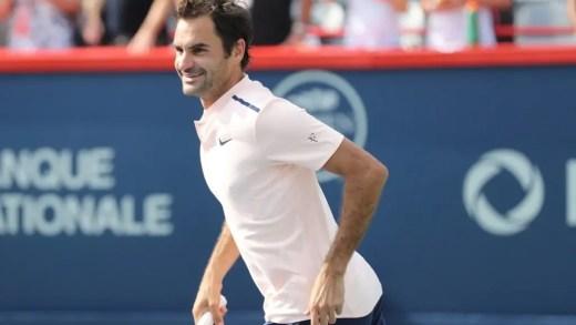 Mais um para a coleção: Roger Federer bate novo recorde de Jimmy Connors