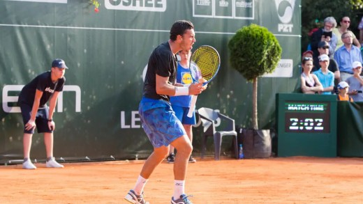 Gonçalo Oliveira estreia-se com vitória e avança aos oitavos de final no 'challenger' de Itália