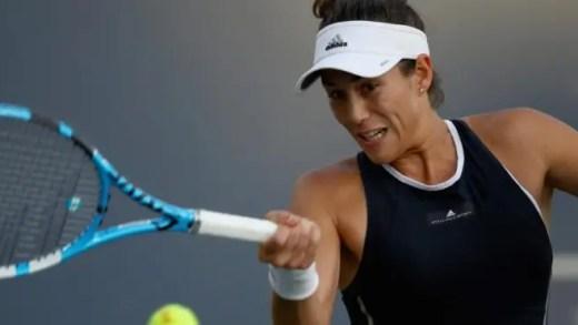 Muguruza intratável no regresso à competição após conquistar Wimbledon