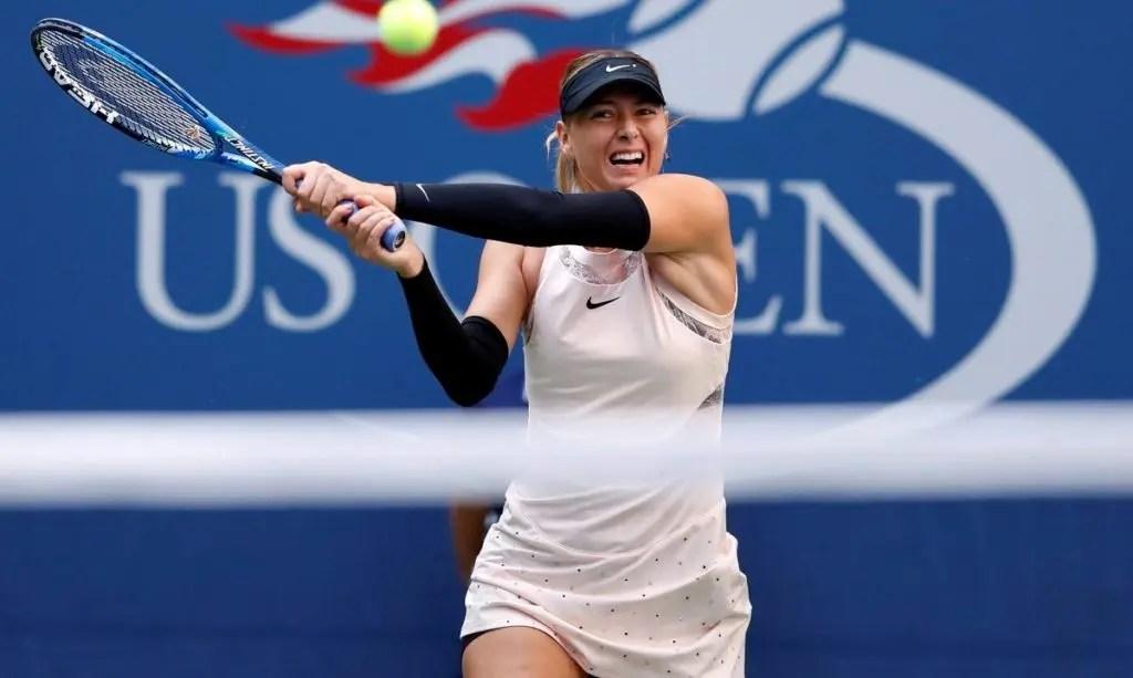 Moscovo tem wild card reservado para… Maria Sharapova