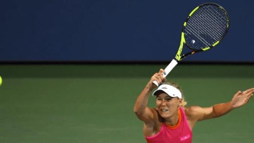 Não é desta. Wozniacki é ELIMINADA na segunda ronda do US Open