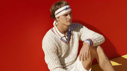 [VÍDEO e FOTOS] O peculiar equipamento de Zverev para o US Open desenhado… por Pharrel Williams!