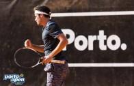 Francisco Oliveira cede na primeira ronda do ITF de Castelo Branco