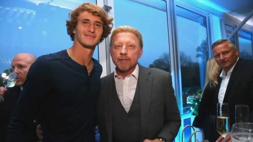 Boris Becker diz que Sascha Zverev foi aconselhado a não vir a Portugal para a Taça Davis