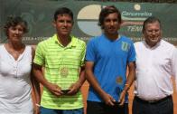 Maria Inês Fonte e Hugo Maia sagram-se campeões nacionais de sub-16