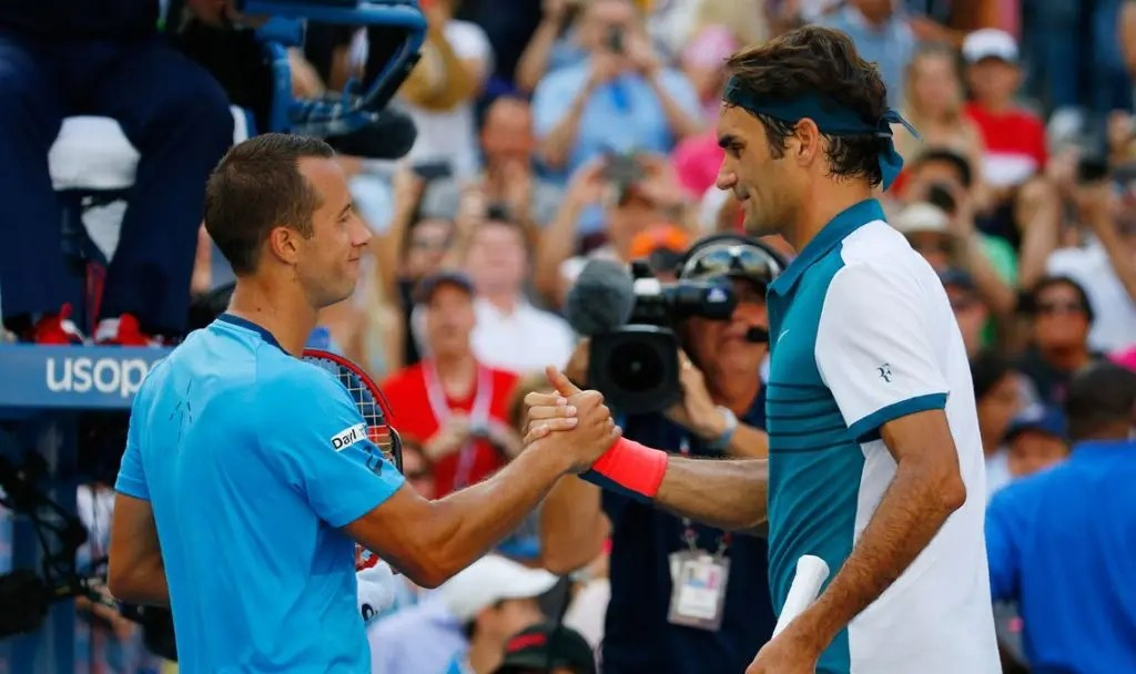 Del Potro afasta Federer e marca encontro com Nadal — US Open