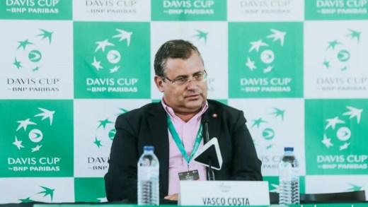 Vasco Costa: «Continuaremos a lutar para lá chegar, é onde os nossos jogadores merecem estar»