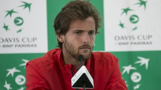 João Sousa: «No 3.º set as coisas podiam ter caído para qualquer um dos lados»