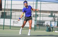 Fred Gil continua em grande e está na final do ITF de Weston