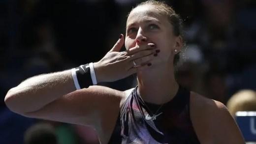 Petra Kvitova «Foi muito mau perder desta forma, joguei muito bem!»