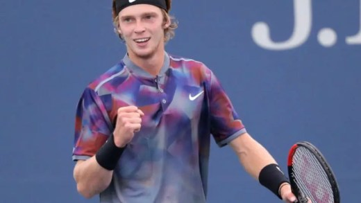 Andrey Rublev qualifica-se para as Next Gen ATP Finals