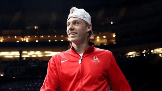 Denis Shapovalov recebe wild card… para o QUALIFYING de Tóquio