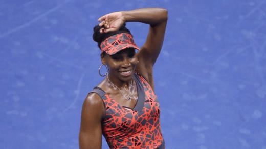 ETERNA. Venus bate Kvitova em JOGÃO e torna-se na mais velha semifinalista da história do US Open