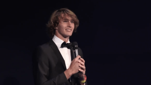 Alexander Zverev: «Não há perfeição no ténis, a menos que falemos de Federer»