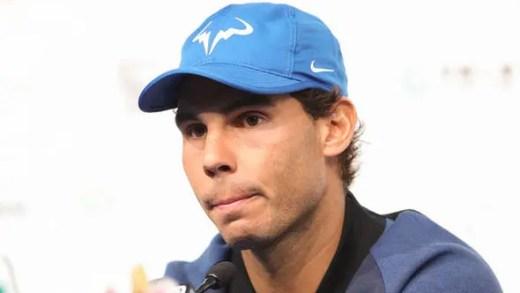 Rafael Nadal: «Por muito que falem, não. Eu não quero superar o Federer»