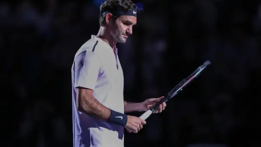Federer DESISTE do Masters 1000 de Paris e Nadal fica a uma vitória de fechar o ano como número um