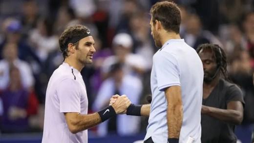 Federer acautela: «Del Potro pode estar algo cansado mas vai dar o máximo»