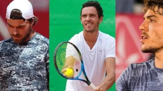 HISTÓRICO. Domingues, Oliveira e Monteiro atingem novos máximos e Portugal tem SEIS jogadores no top 250 ATP