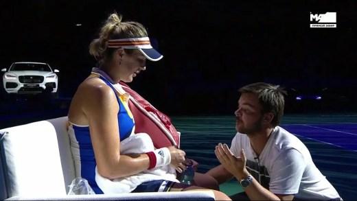 Vinda de título, Pavlyuchenkova perde e reclama: «Este court é uma m*rda»