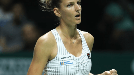 WTA Finals. Pliskova arrasa Venus e conquista primeira vitória em Singapura