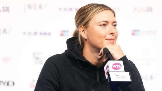 Sharapova: «Recentemente aprendi que toda a gente tem uma opinião sobre mim. Há que aceitar»