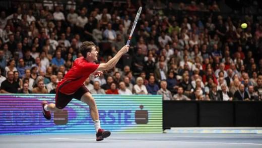 Richard Gasquet elimina Dominic Thiem nos oitavos-de-final em Viena
