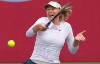Sharapova aceita wildcard e regressa a Moscovo dez anos depois