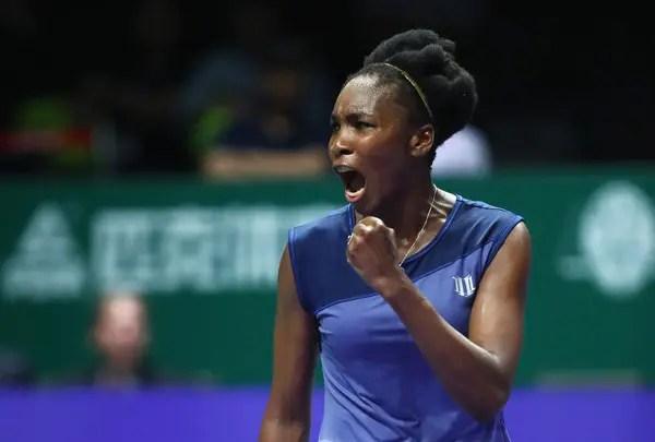 LENDA VIVA. Venus Williams regressa à final das WTA Finals… oito anos depois