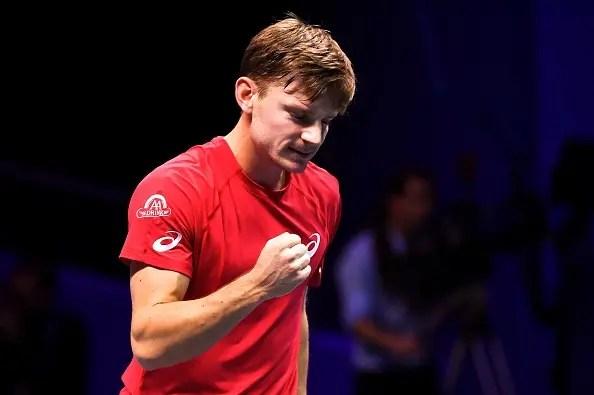 França derrota Bélgica e leva taça Davis de tênis