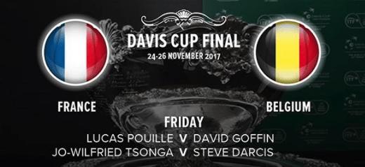 França deixa Nicolas Mahut de fora e inclui Richard Gasquet no alinhamento para a final da Taça Davis.
