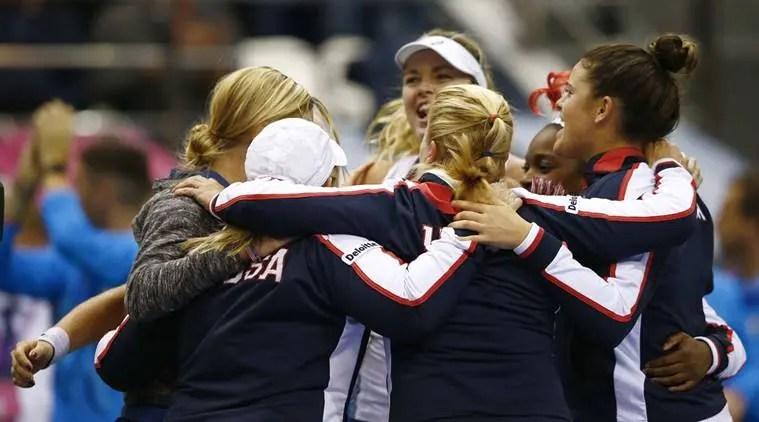 Com heroína Vandeweghe, EUA batem Belarus e conquistam a Fed Cup