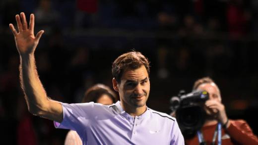 PERFEITO. Federer vira sobre Cilic e fecha fase de grupos das ATP Finals com três vitórias