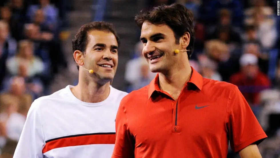 Pete Sampras: «Federer é um daqueles monstros da natureza que aparecem a cada 50 anos»