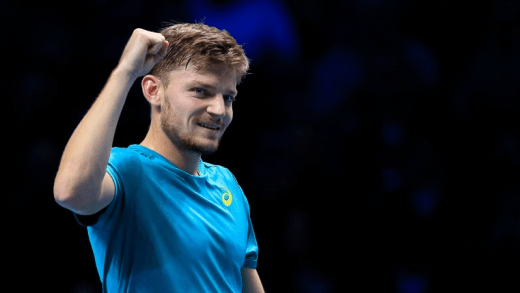 Goffin choca Federer rumo à FINAL das ATP World Tour Finals