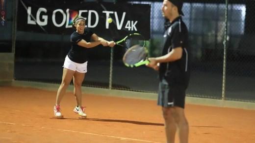 Cláudia Gaspar e José Ricardo Nunes são campeões nacionais absolutos de pares mistos