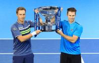 Henri Kontinen e John Peers batem Melo e Kubot e defendem título nas ATP Finals