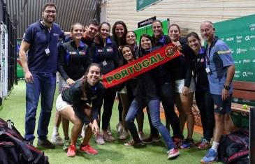 Seleção feminina de padel é vice-campeã da Europa