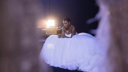 Serena Williams arrasa na capa da revista 'Brides'