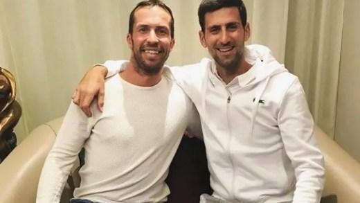 Novak Djokovic quer voltar a ganhar Grand Slams, ser número um e jogar quase até aos 40 anos