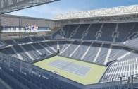 [FOTOS] Já viu como vai ficar o novo Louis Armstrong Stadium do US Open?