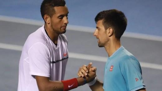 Kyrgios e a segunda vitória sobre Djokovic: «Olhei para o quadro e pensei 'vou ganhar outra vez'»