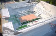 [VÍDEO] O fabuloso projeto de renovação de Roland Garros