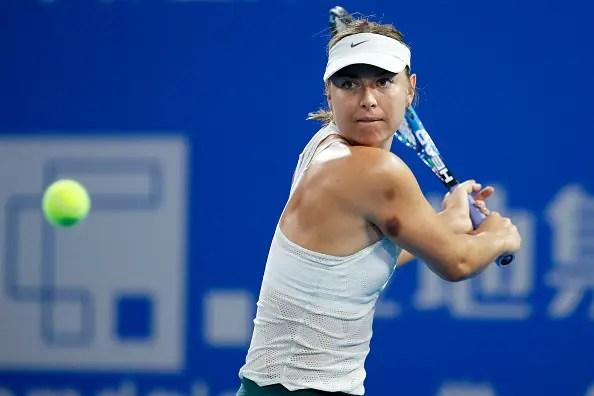ELIMINADA. Sharapova dispara 52 erros não forçados e perde com Niculescu em Doha
